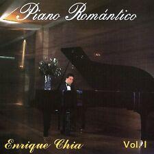 Enrique Chia - Piano Romantico 1 [New CD]