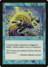 Stifle Scourge HEAVILY PLD Blue Rare MAGIC THE GATHERING MTG CARD ABUGames