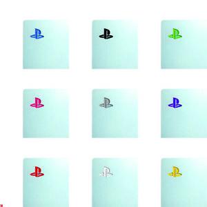 PLAYSTATION PS5 UNDERLAY LOGO DECAL STICKER VINYL x 2 Various Colours
