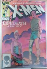 Uncanny X-Men 186 198 Life Death Marvel Very Rare U.S.A. comic book