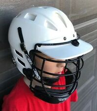 Cascade Shlm Lacrosse Field Hockey Face Mask with Chin Strap Youth Helmet Mll