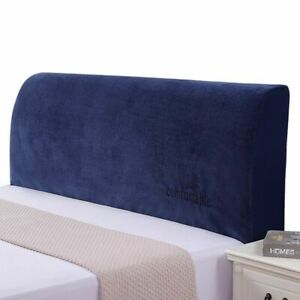 Headboard Slipcover Bed Head Protector Cover Dustproof Stretch Bedside Cover Hot
