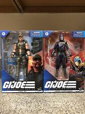 Gi Joe Classified Cobra Commander Gung Ho Lot