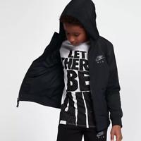 NIKE AIR Older Kids' (Boys') WATER REPELLENT PARKA Coat Size M L XL (8-15 y.o)