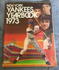 Vintage YANKEES Yearbook 1973 EXCELLENT CONDITION