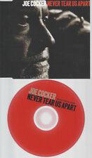 CD--PROMO--JOE COCKER--NEVER TEAR US APART