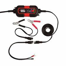 Black + Decker BDV090 12V Cargador De Baterias de Mantenimiento