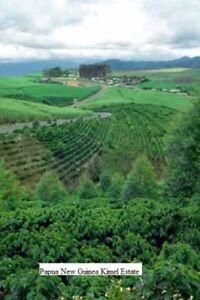 2 lbs. Unroasted Papua New Guinea Organic Estate Coffee Beans