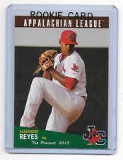 Alex Alexander Reyes 2013 Appalachian League Rookie Johnson Ciity Cardinals