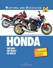 HONDA CBF CB 1000 Reparaturanleitung Reparatur-Buch Reparaturhandbuch Schaltplan