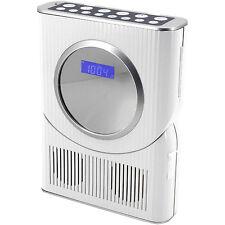 SOUNDMASTER BCD250, Badezimmer Radio, Weiß