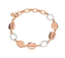 Lola Rose Bassa Link Bracelet in Botswana Agate