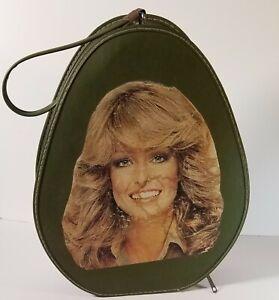Vintage Farrah Faucet 70's Carry Case