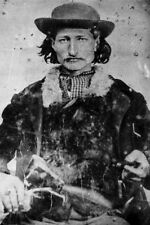 "New 5x7 Photo: James Butler ""Wild Bill"" Hickok, American Old West Folk Hero"