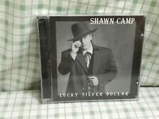 Shawn Camp - Lucky Silver Dollar (CD) *RARE* FREE SHIPPING
