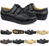 townforst womens non slip resistant work leather shoe