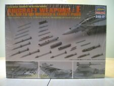 Hasegawa 1/48 Aircraft Weapons:E U.S.Air To Air Missiles & Target Pods no.36117