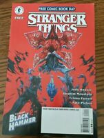 Stranger Things Free Comic Book Day 2019, featuring Black Hammer, Brand New