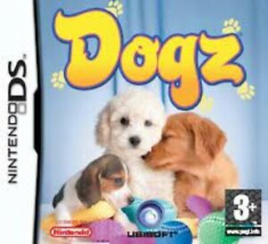 Dogz - Nintendo DS Game. Complete with manual.  Fast Dispatch !!