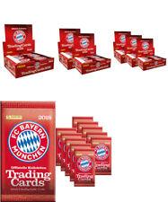 Panini - FC Bayern München 2018 -Trading Cards-Display,Booster zum aussuchen