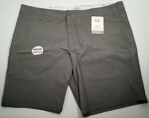 New Authentic Dockers Men Straight Fit Performance Stretch Shorts CLEARANCE SALE