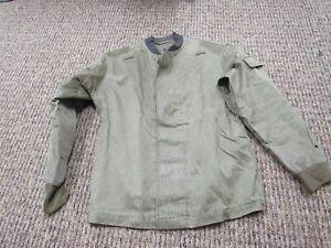 Post WWII East German paratrooper rain drop pattern camo tunic salty veteran