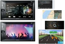 SONY XAV-V651BT + XA-NV400 Navigationsystem 2DIN Autoradio Bluetooth LCD MP3