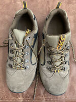 Men's HI-TECH Waterproof Hiking Shoes Size 11 in Very Good Condition