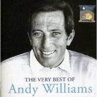 """ANDY WILLIAMS """"THE VERY BEST OF ANDY WILLIAMS"""" CD NEW+"""