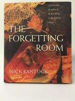 The Forgetting Room by Nick Bantock (1997, Hardcover) First Edition