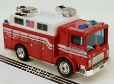 Matchbox Mack Auxiliary Emergency Power Truck Floodlight 1:84 Scale Rubber Tires