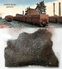 Sachet de vrai minerai de fer éch./schaal HO - Zakje echte ijzererts - SNCB NMBS