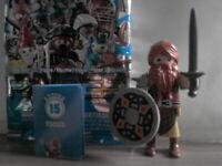 Playmobil Figures 70025 Serie/Series 15 Jungen/Boys HIGHLANDER SCHOTTE BARBAR