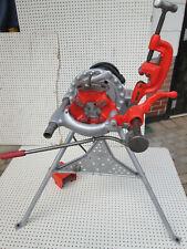 Ridgid 300 Pipe Threader With Carriage Set One 811 Head W Dies