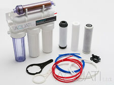 More details for 5 stage ro & di resin reverse osmosis water filter system 50/75/100/150gpd