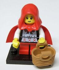 LEGO 8831 Serie 7 col07-16 Minifigur Grandma Visitor