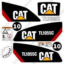 Caterpillar Tl1055c Telescopic Forklift Decal Kit Equipment Decals Tl 1055c