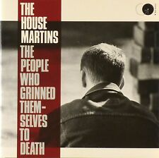 CD - The Housemartins - The People Who Grinned Themselves To Death - #A990