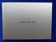 Jaguar XK Coupe - Hardcover Pressemappe press-kit 2006