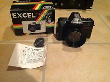 New In Box Exel EX 2000 AF 35mm Photo Camera