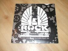 "RAW  ROCK ISLAND (ANTHRAX-STEVIE SALAS-CLAYTOWN TROUPE-VAIN [7""EP]"