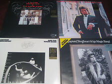 CAPTAIN BEEFHEART MIRROR MAN 180 GRAM LIMITED EDITION RARE COLLECTION 5 LP SET