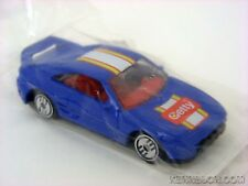 Toyota MR-2 Rally Getty Blue Hot Wheels 1992 Gasoline Promotion Baggie