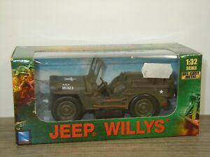 Jeep Willys - Newray 1:32 in Box *45256