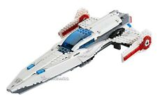 LEGO SUPER HEROES DC COMICS - THE JAVELIN SHIP 76028 - MINIFIGURAS NO INCLUIDAS