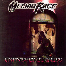 Unfinished Business by Meliah Rage (CD, Jul-2007, Locomotive Records)RARE PROMO
