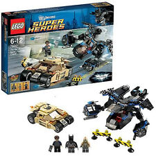 Lego Batman Super Heroes 76001 Dark Knight Sealed Set NEW 2012 MINIFIGS Gift Toy