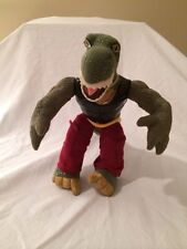 "Rare 10"" VHTF Applause DWF Dinosaur Wrestling Federation Slamasaurus Jointed"