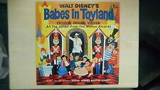 "Disneyland Records Walt Disney's ""Babes in Toyland"" LP 1961"