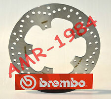 DISCO FRENO BREMBO PIAGGIO BEVERLY 125 250 500 CARNABY 125 250 X9 500  68B407B7